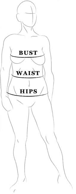 Woman Body Size